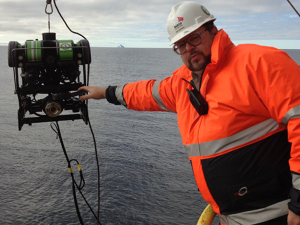Offshore ROV Services