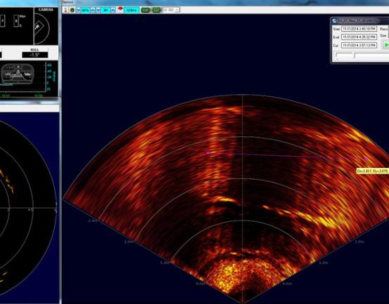 Gemini 2D Multibeam Sonar