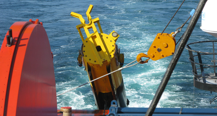 Offshore Client Rep Overboarding Equipment